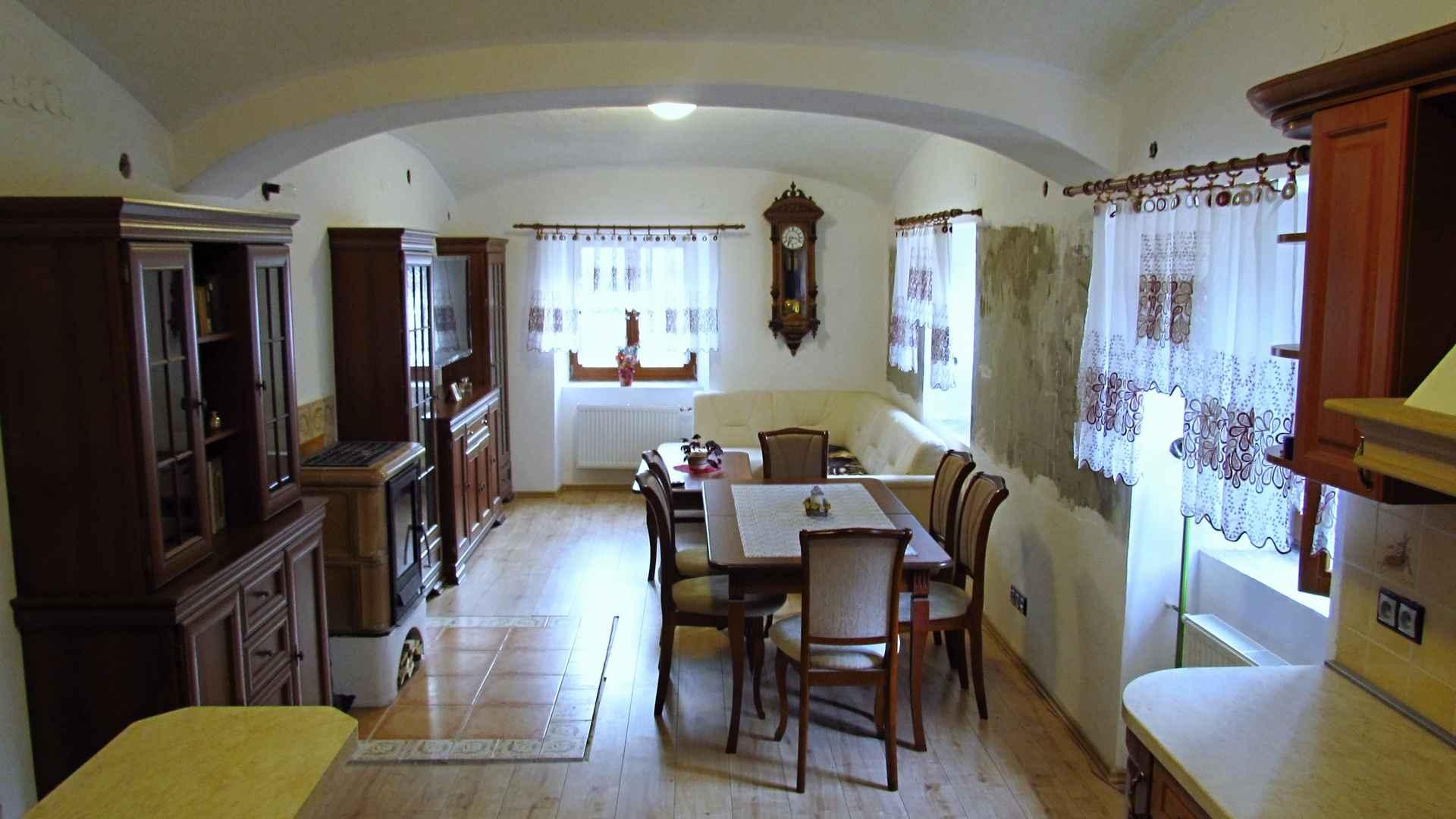 Rekonstrukce domů | ARKONA