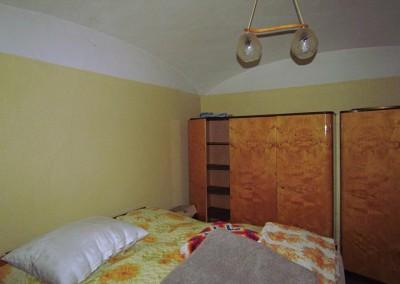 Třetí pokoj, stav při koupi domu
