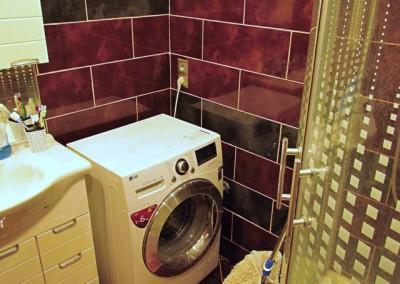 Pračka si, když dopere, zazpívá.